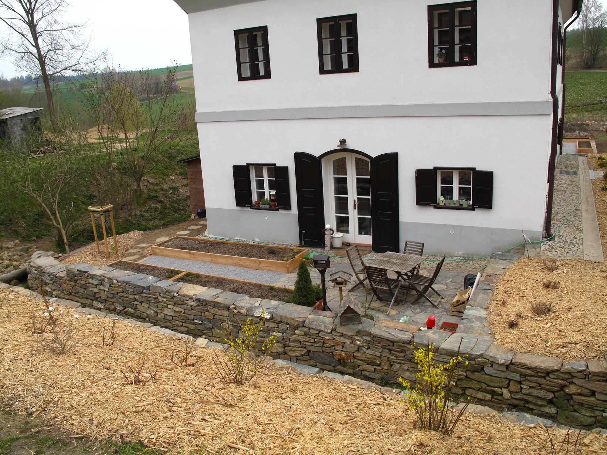 Realizácia a údržba záhrad